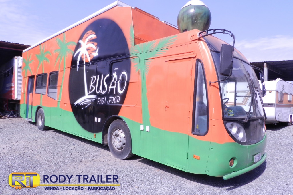 Rody Trailer - Food Truck - 2015