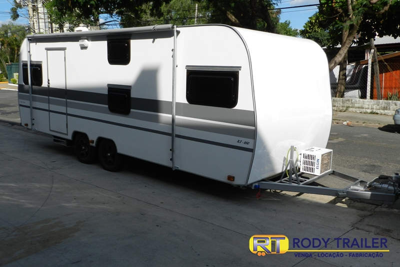 Rody Trailer - RT 650 Turistico - 2017