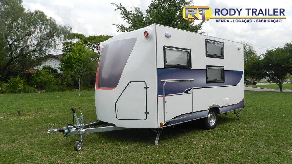 Rody Trailer - RT 390 Turistico