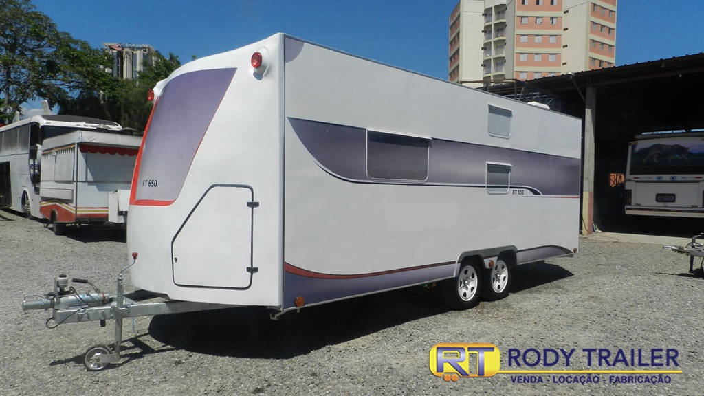 Rody Trailer - RT 650 Turistico