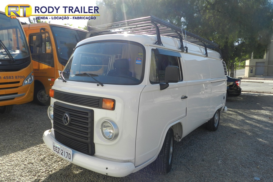 Rody Trailer - Kombi Home
