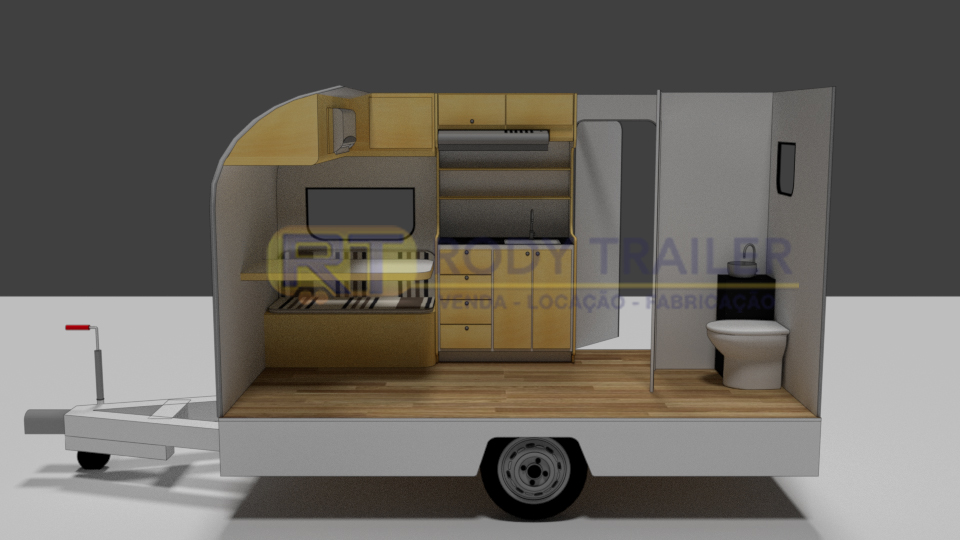 Rody Trailer - RT 370
