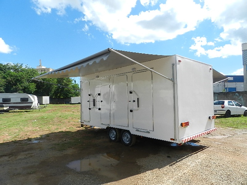 Rody Trailer - RT 500