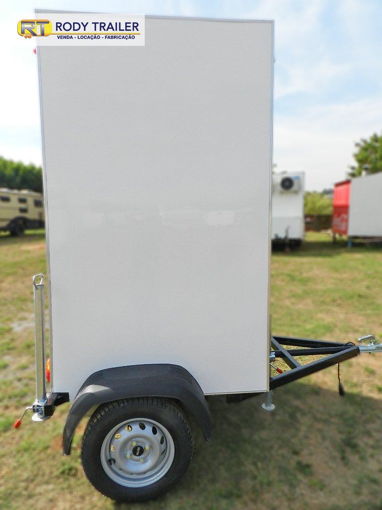 Rody Trailer  - RT 120  - Zero KM
