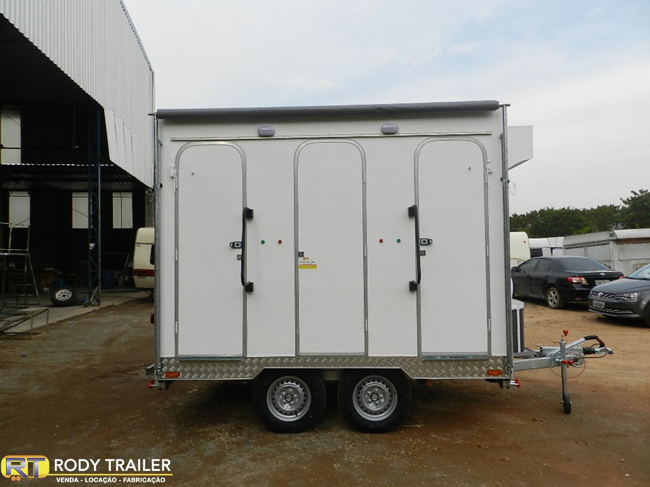 Rody Trailer - RT 300